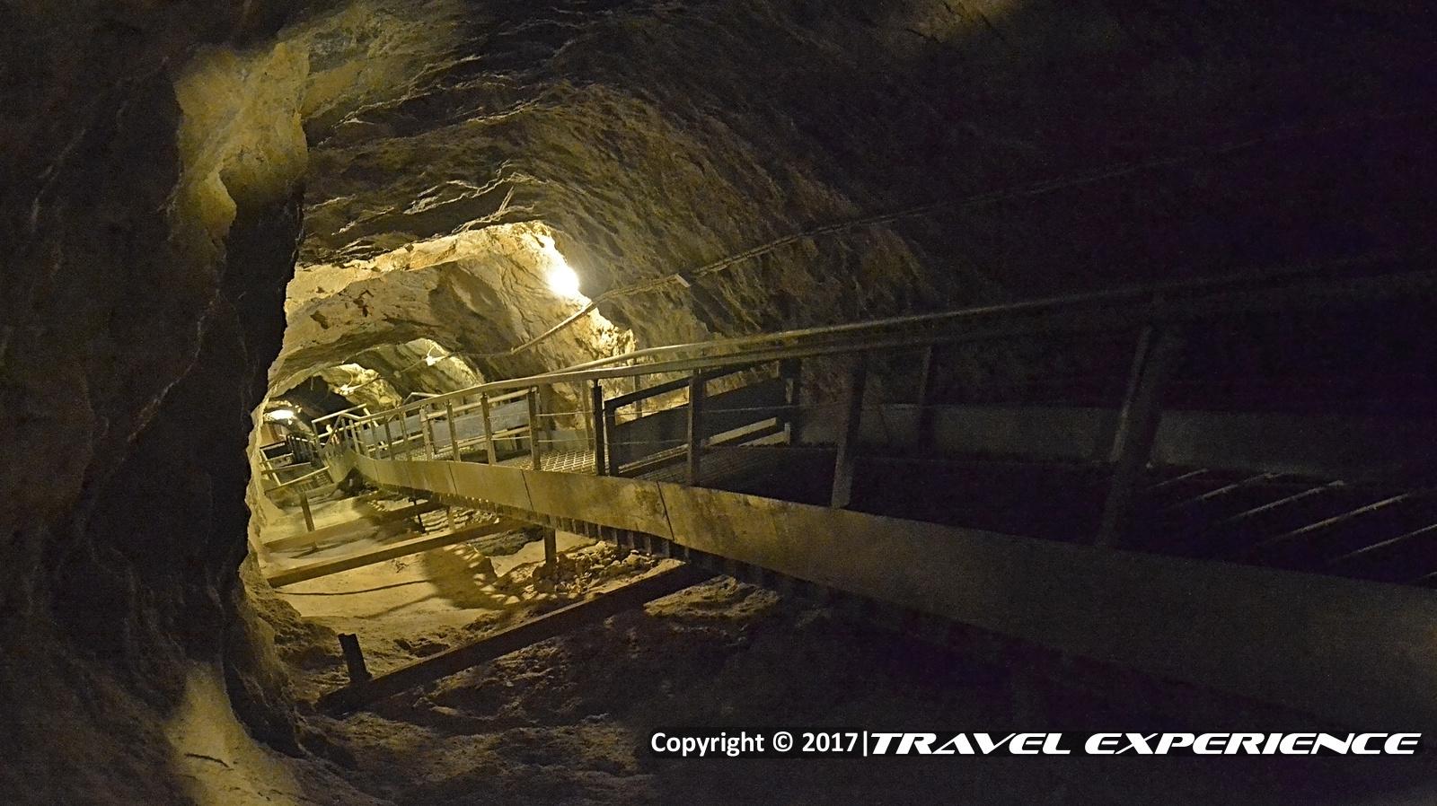 Ecomuseo della Paola, Miniera di talco
