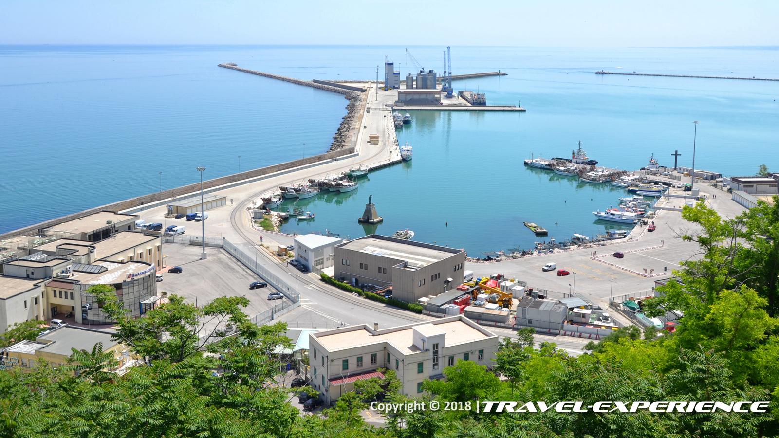 foto porto di Ortona
