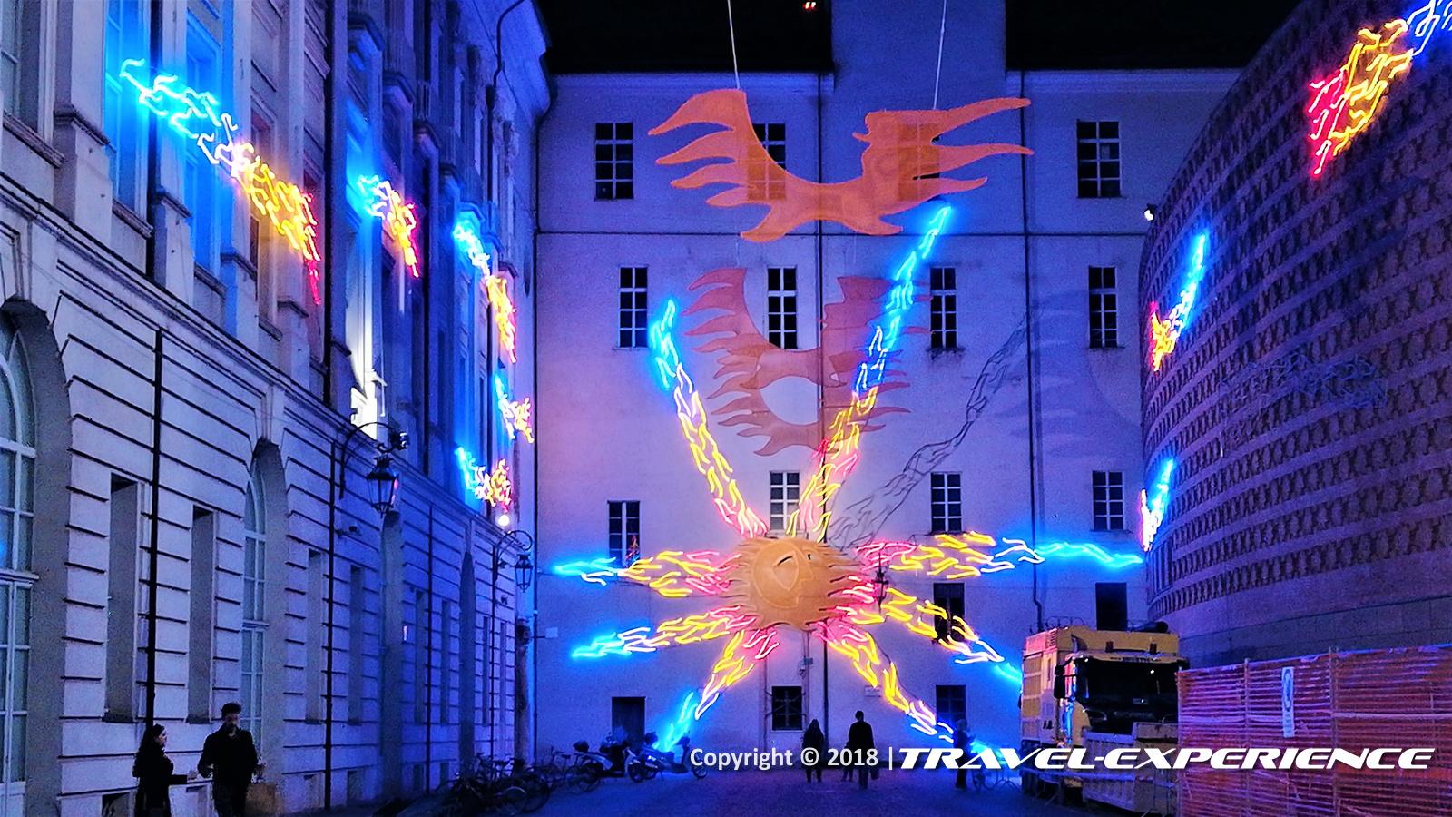 Luci d'Artista di Torino 2018-19