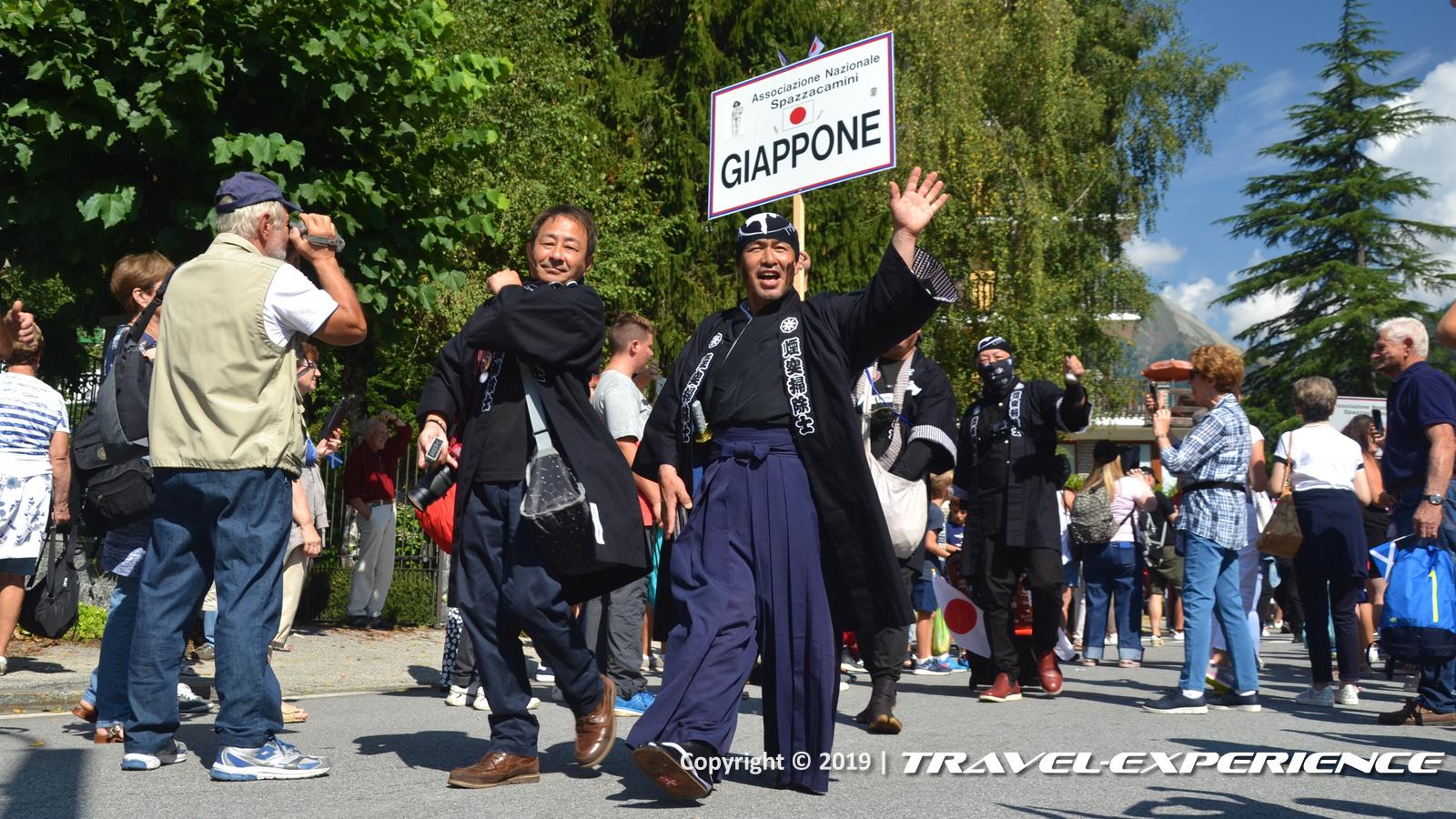 Spazzacamino, Val Vigezzo, Santa Maria Maggiore, raduno internazionale degli Spazzacamini