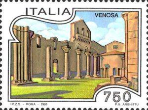 francobollo di Venosa