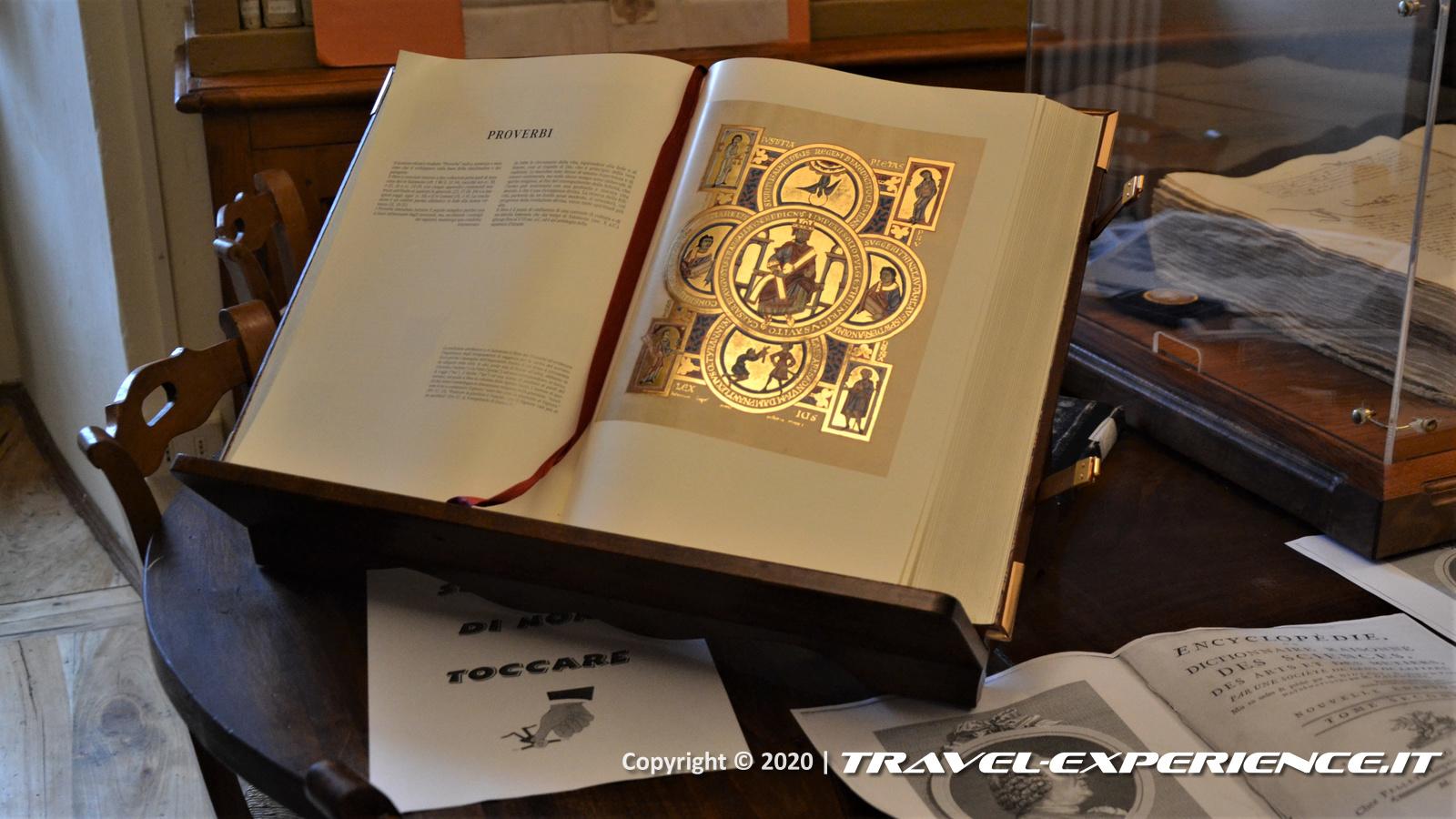 Biblioteca della Sacra di San Michele