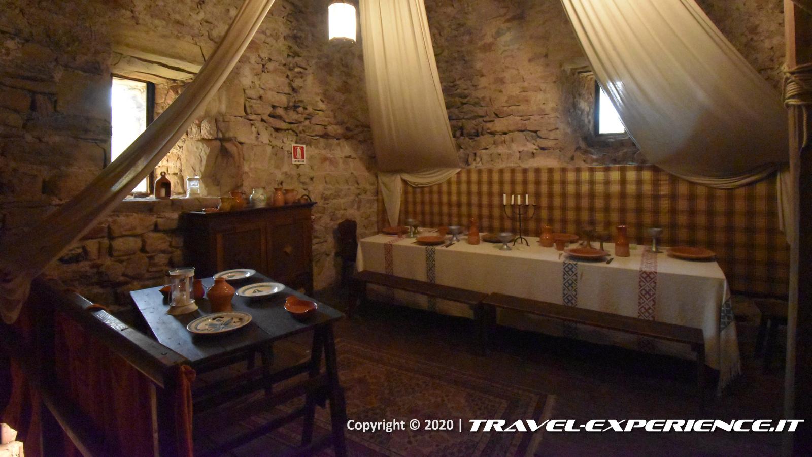 Casa-torre al Castello di Zumelle