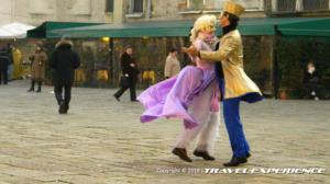 Maschere del Carnevale di Venezia