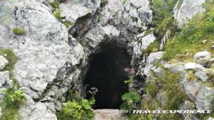 trincee della linea Cadorna presso il Passo Dordona