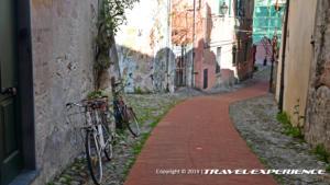 Finalborgo, Finale Ligure, Strada Beretta