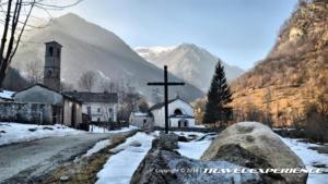 Foto di Fondo in inverno