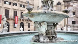 La Fontana Pretoria di Palermo