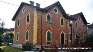 Villaggio industriale Leumann a Collegno