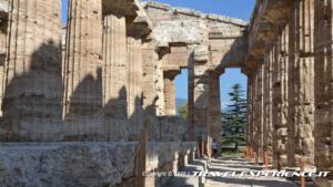 Sito Archeologico di Paestum, patrimonio UNESCO
