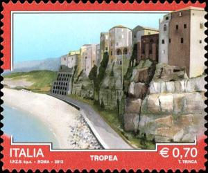 Tropea francobollo