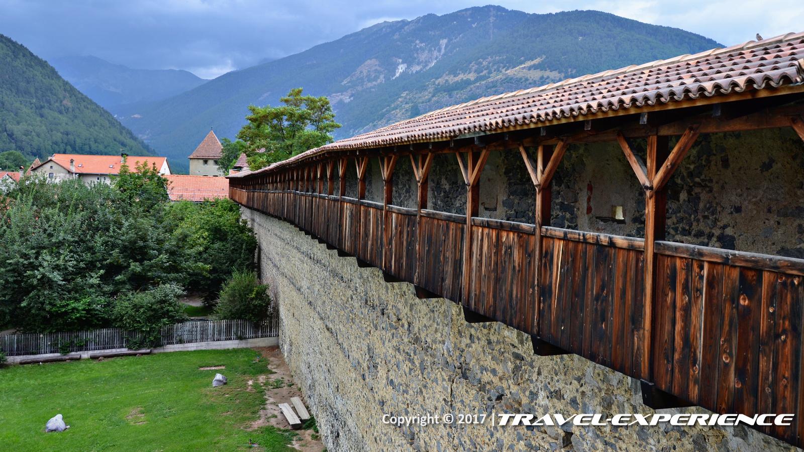 foto mura di Glorenza