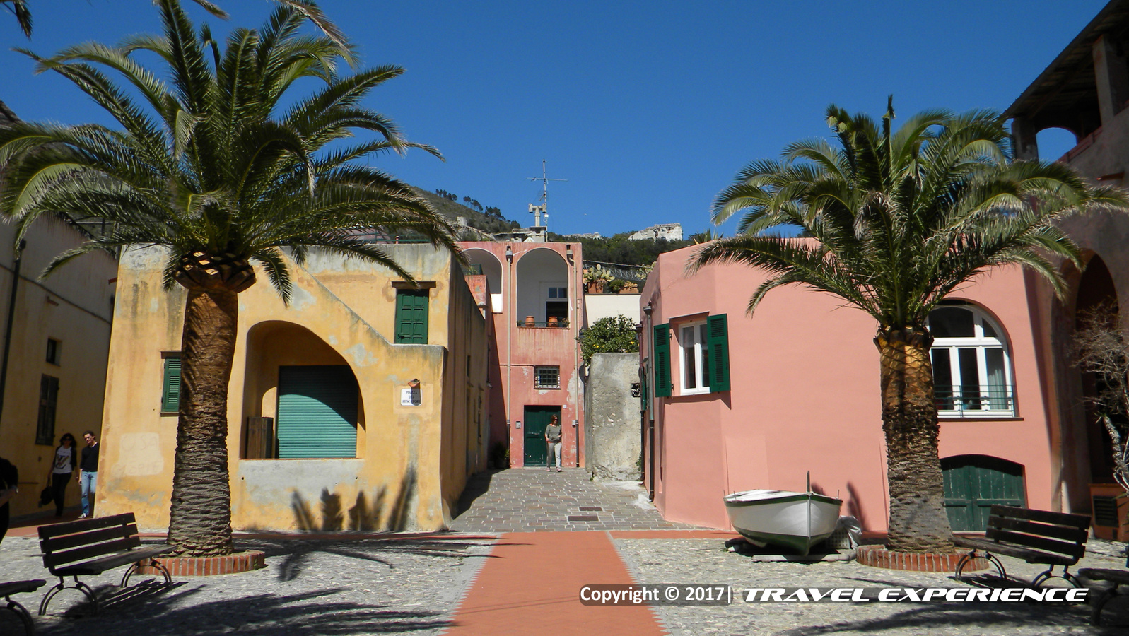 Foto borgo di Varigotti