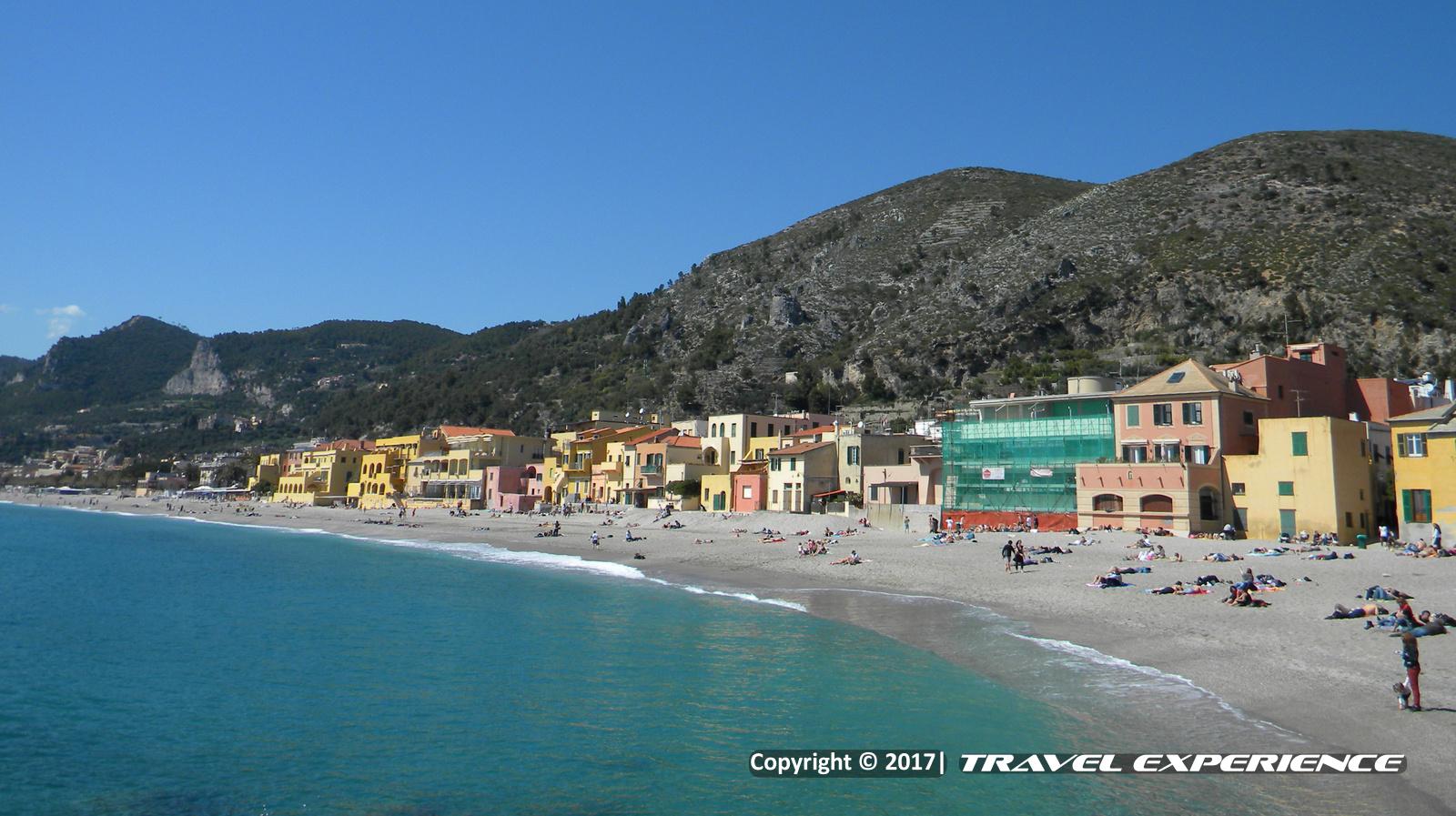 Foto spiaggia di Varigotti