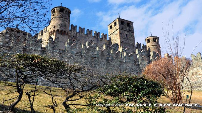 Foto Castello di Fénis