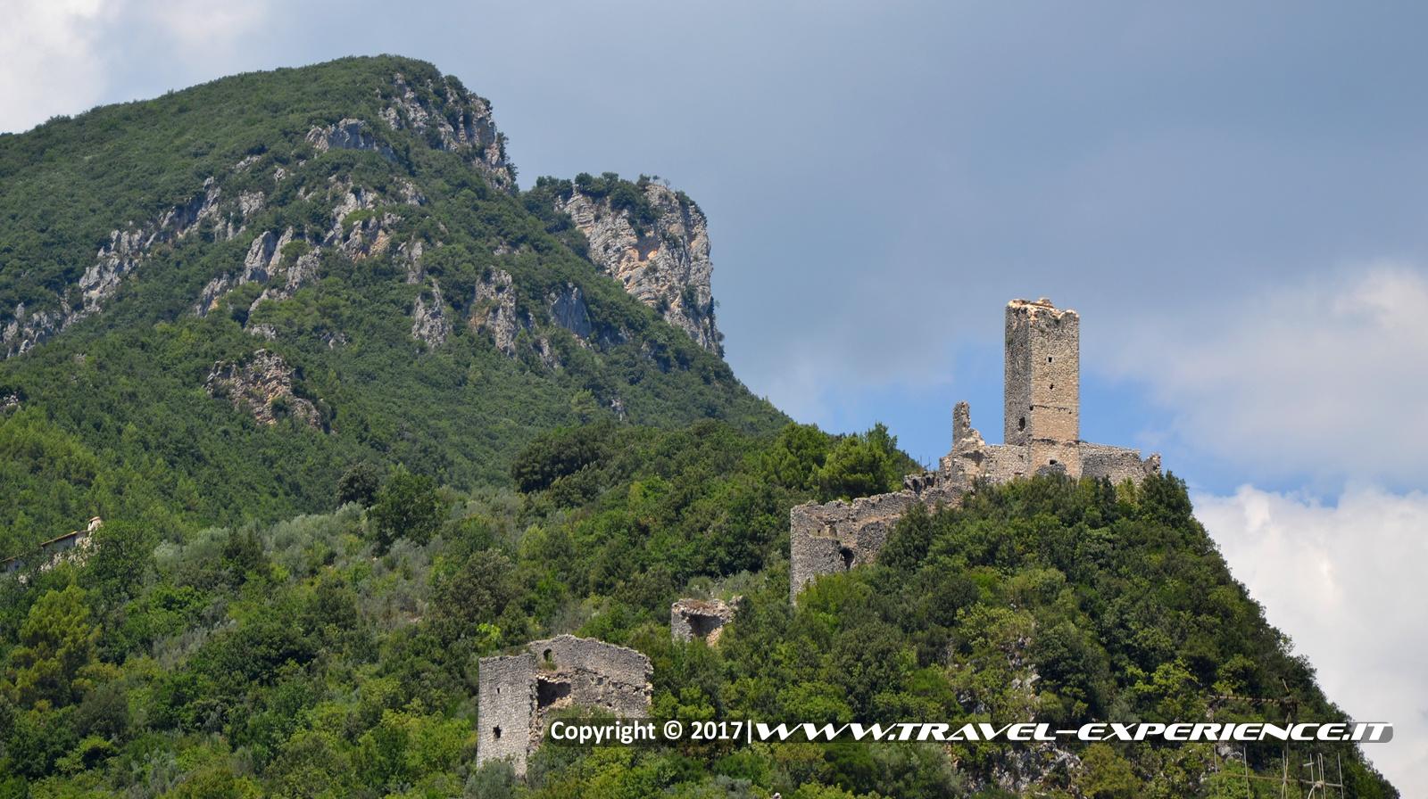 foto castello di Precetto di Ferentillo
