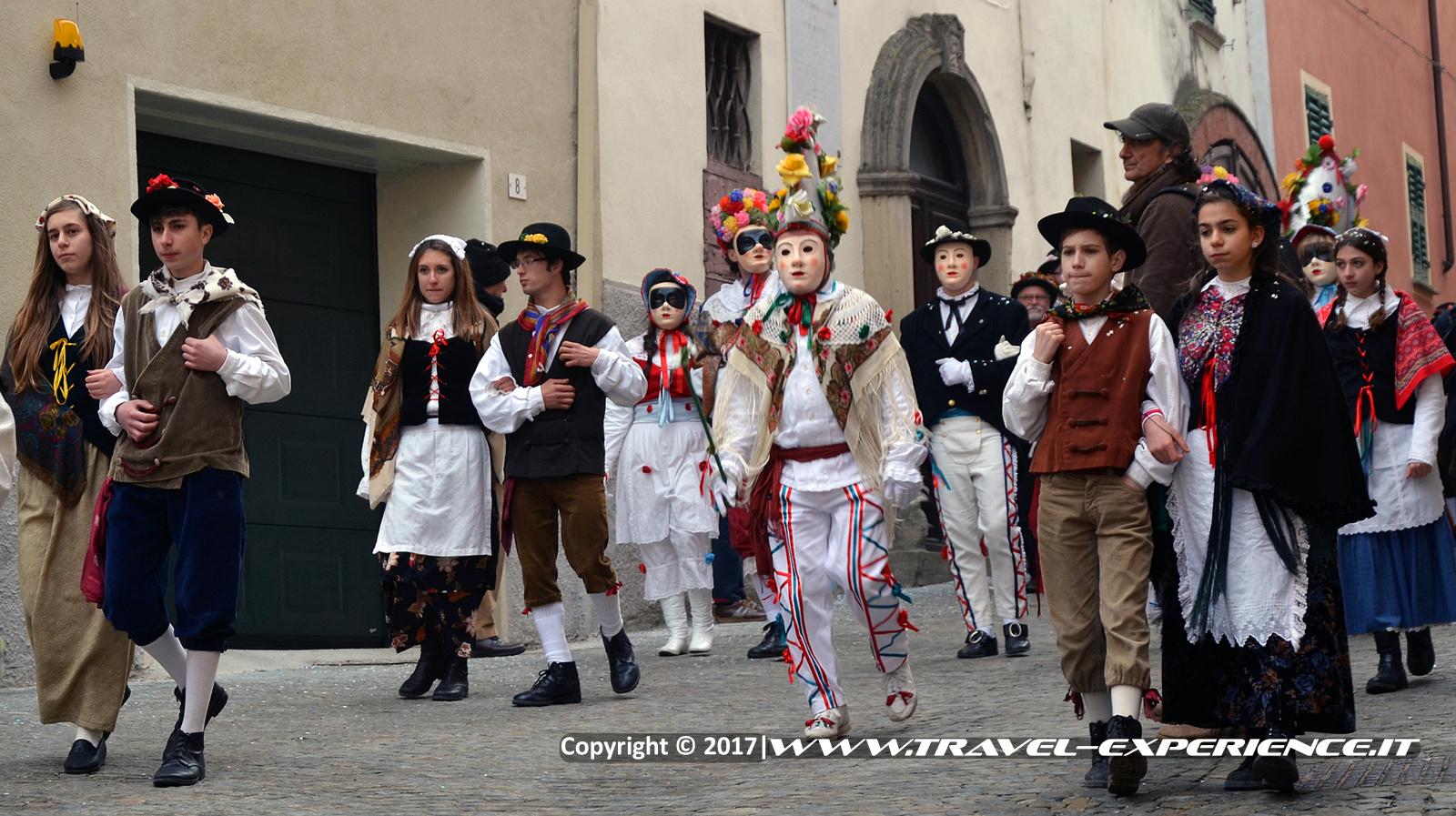 Foto Corteo di maschere della Lachera di Rocca Grimalda