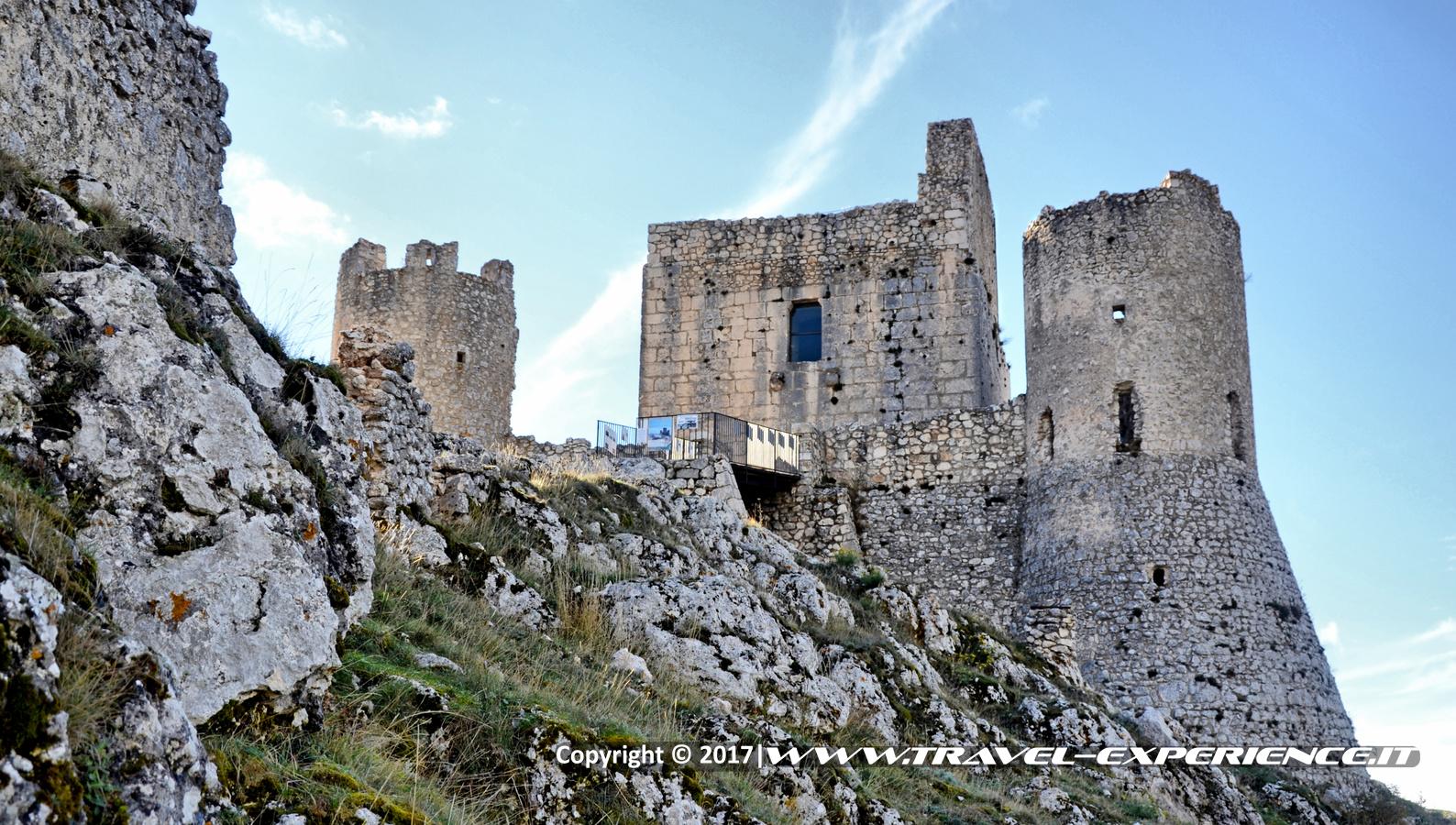 Foto della Rocca di Calascio