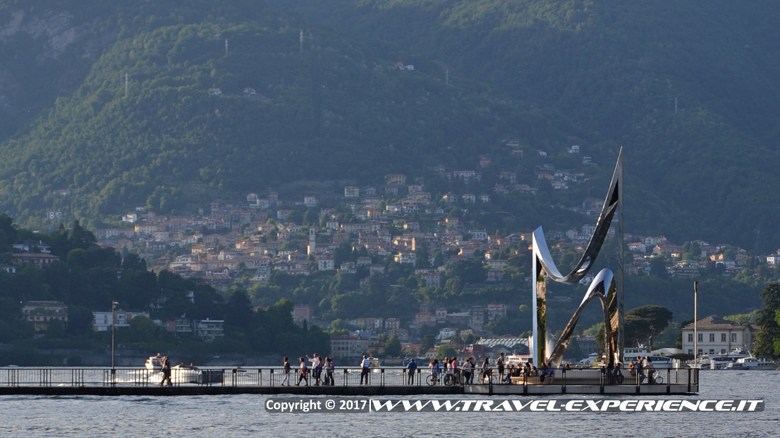 foto di Life Electric sul lago di Como