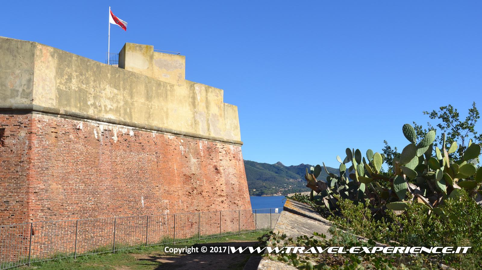 Foto fortificazione di Portoferraio
