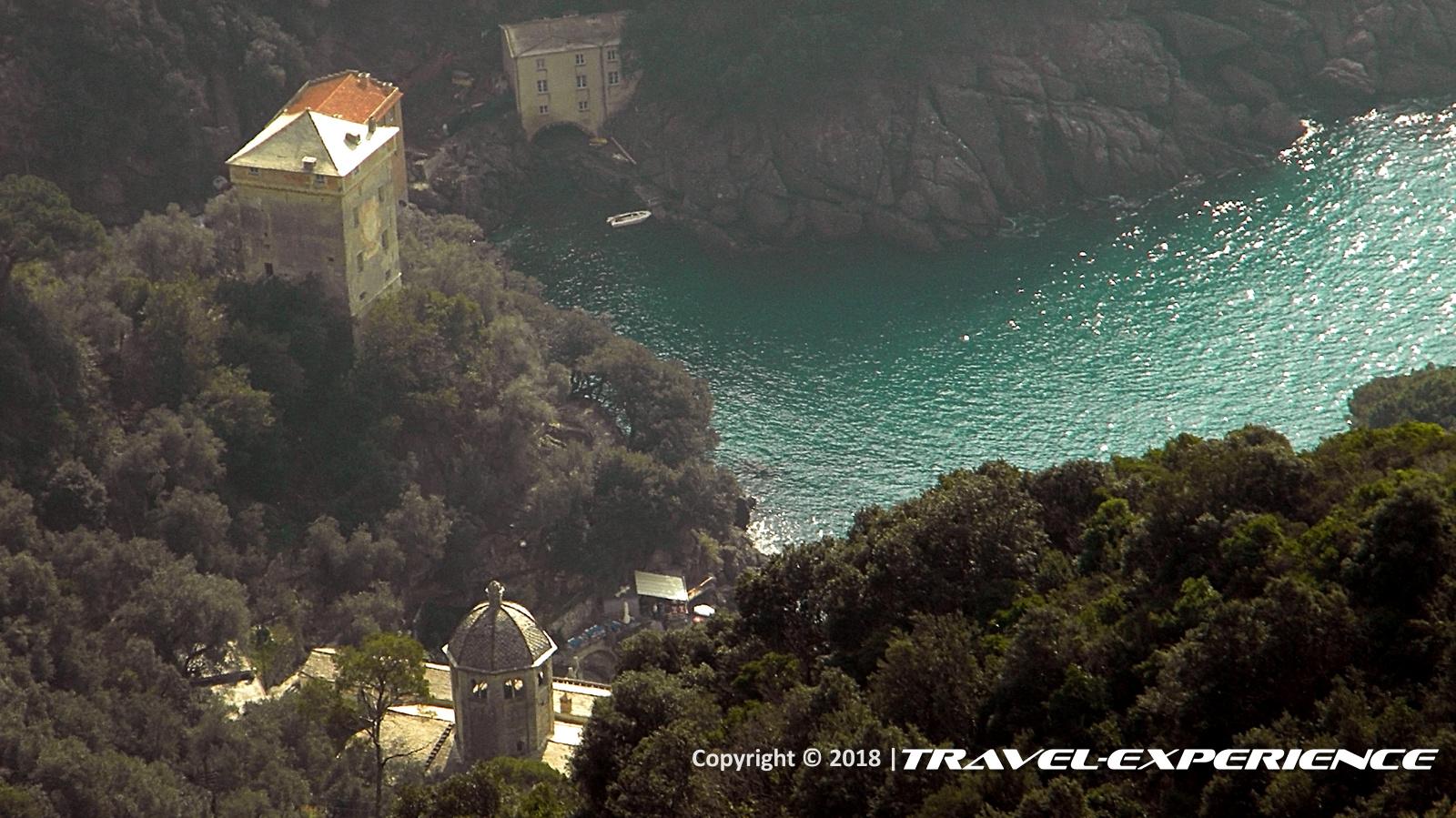 foto panorama di San Fruttuoso di Capodimonte