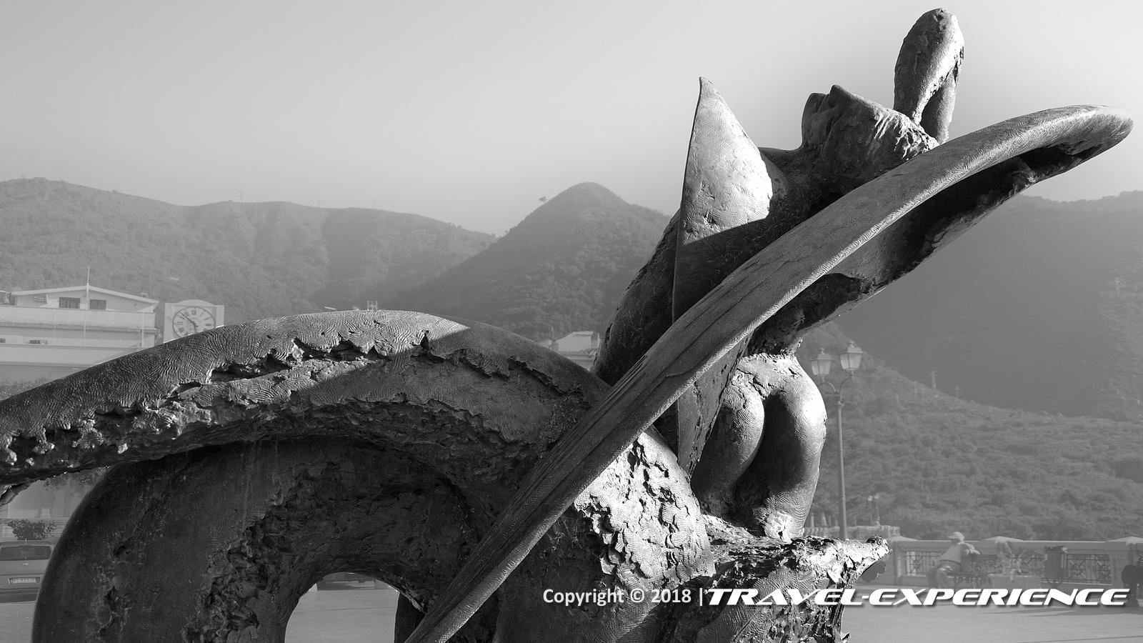 Foto Statua Scilla di Francesco Triglia