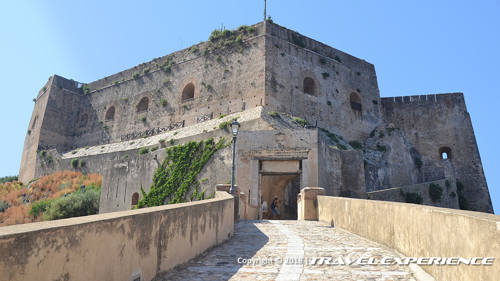 Foto castello Ruffo di Scilla