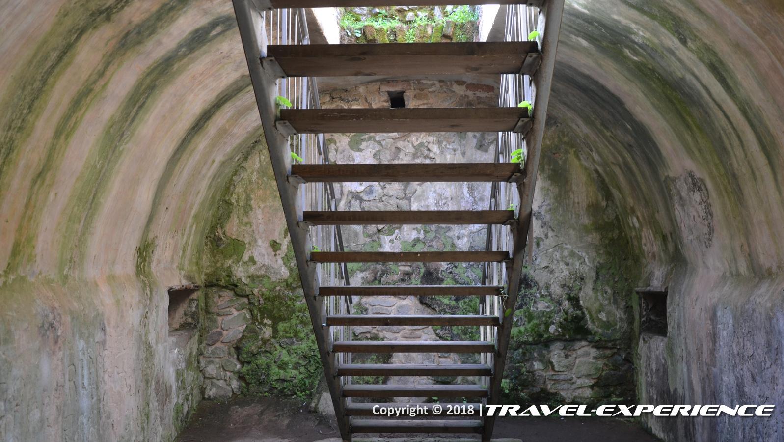 foto cisterna del Castello di Acquafredda