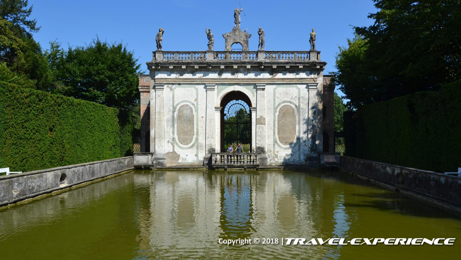 Foto Portale di Diana di Villa Barbarigo a Valsanzibio