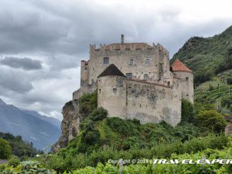 Foto del castello di Castelbello