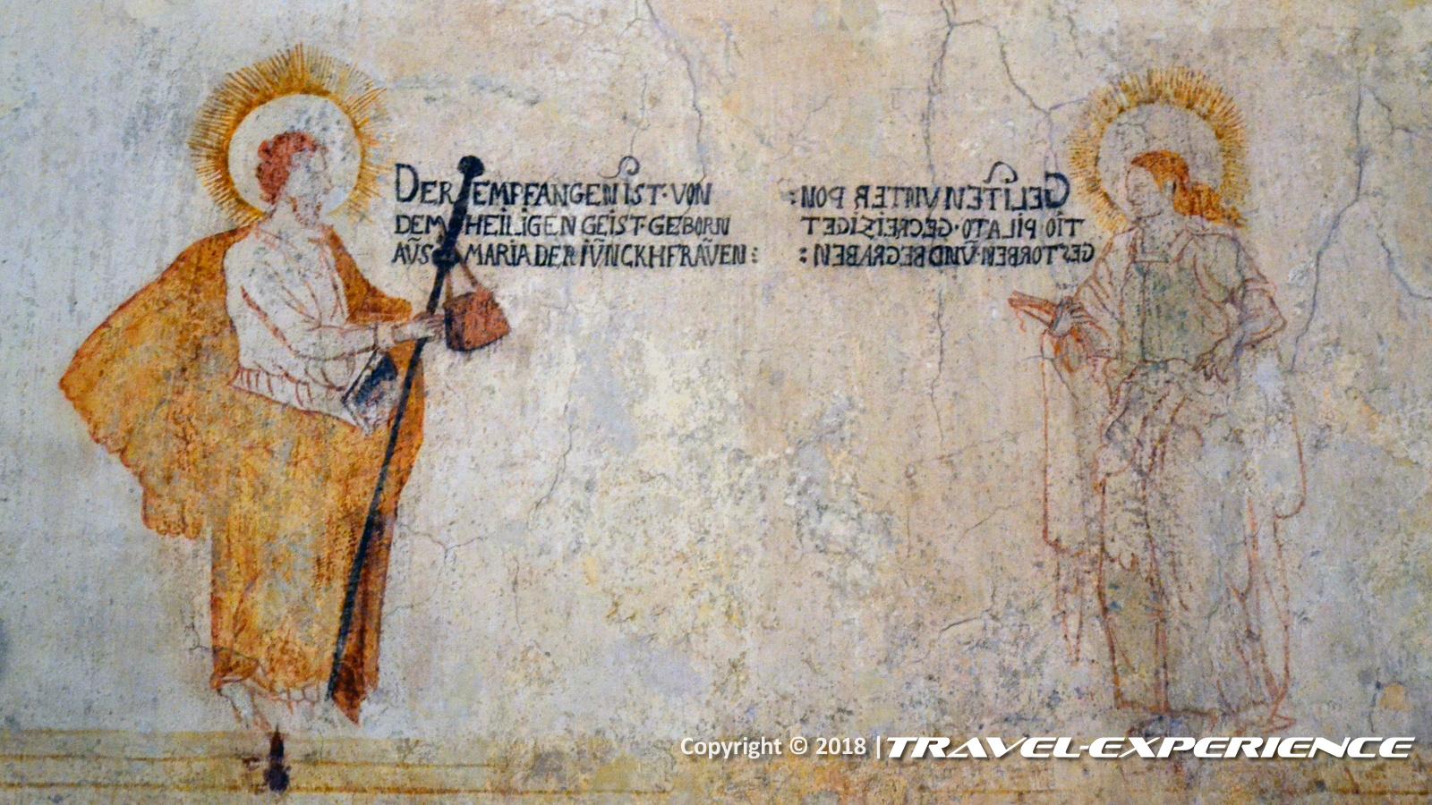 Foto cappella del castello di Castelbello