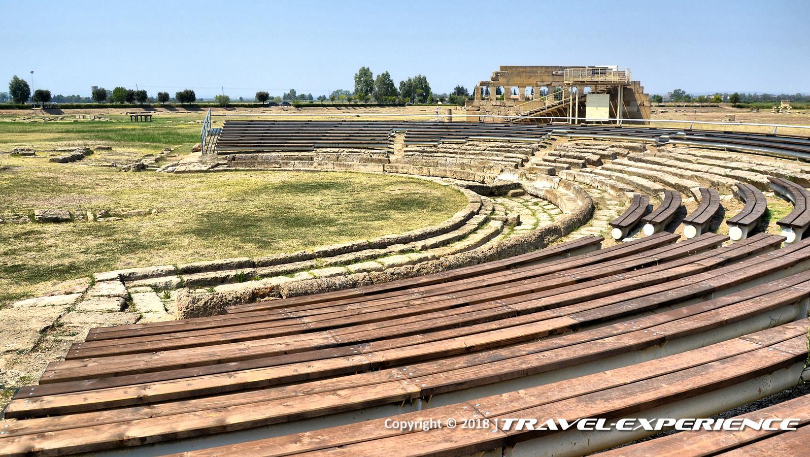 Foto teatro Metaponto