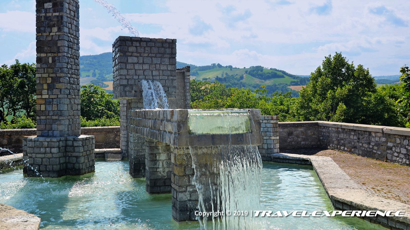 Fontana di Frontino