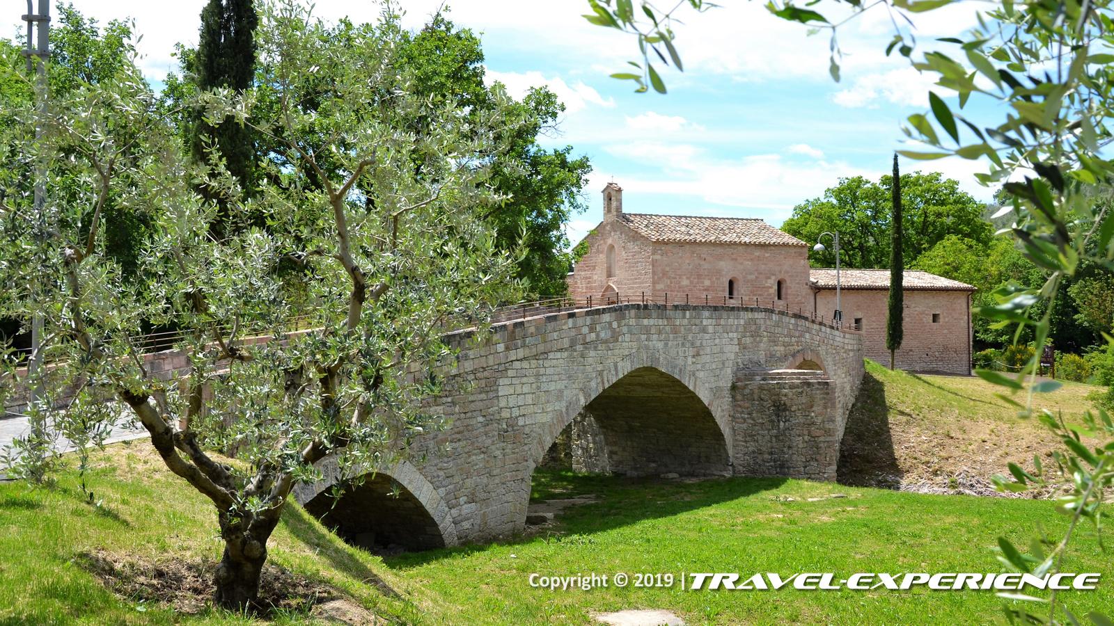 Bosco di San Francesco, Assisi, FAI, Santa Croce, centro visitatori.
