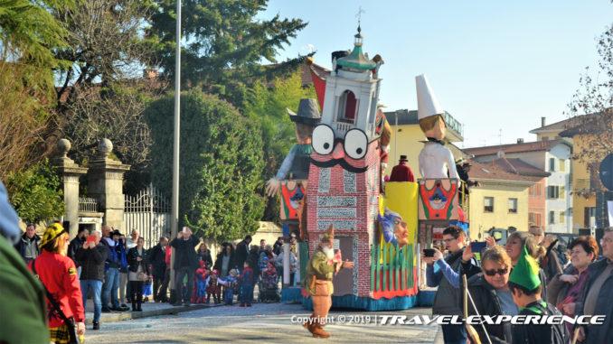 Carro Carnevale di Oleggio 2019