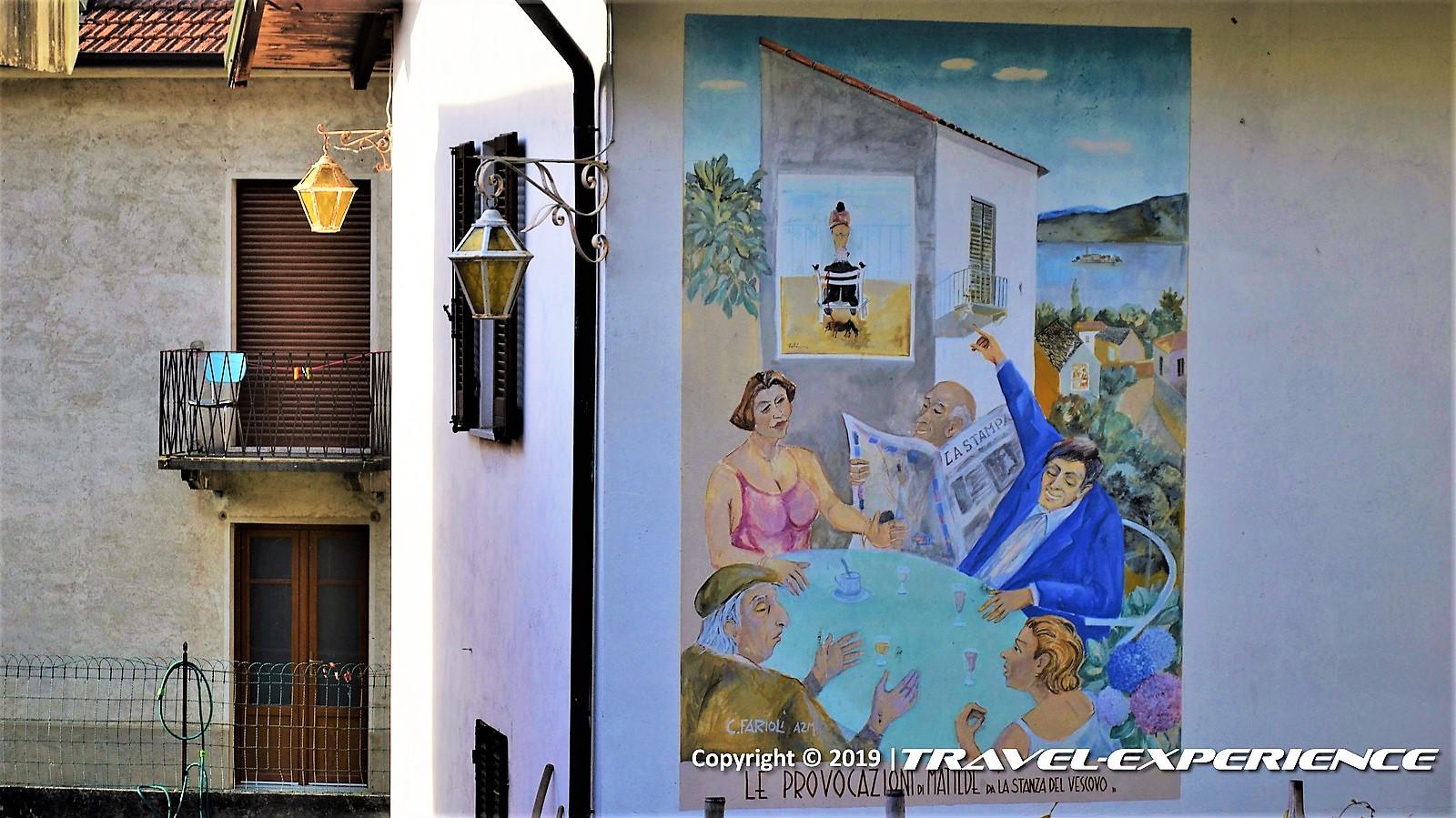 foto Legro murales