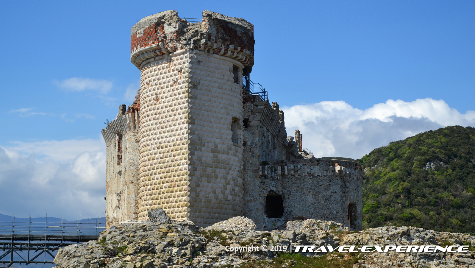Finalborgo, Finale Ligure, Castel Gavone, Torre dei Diiamanti