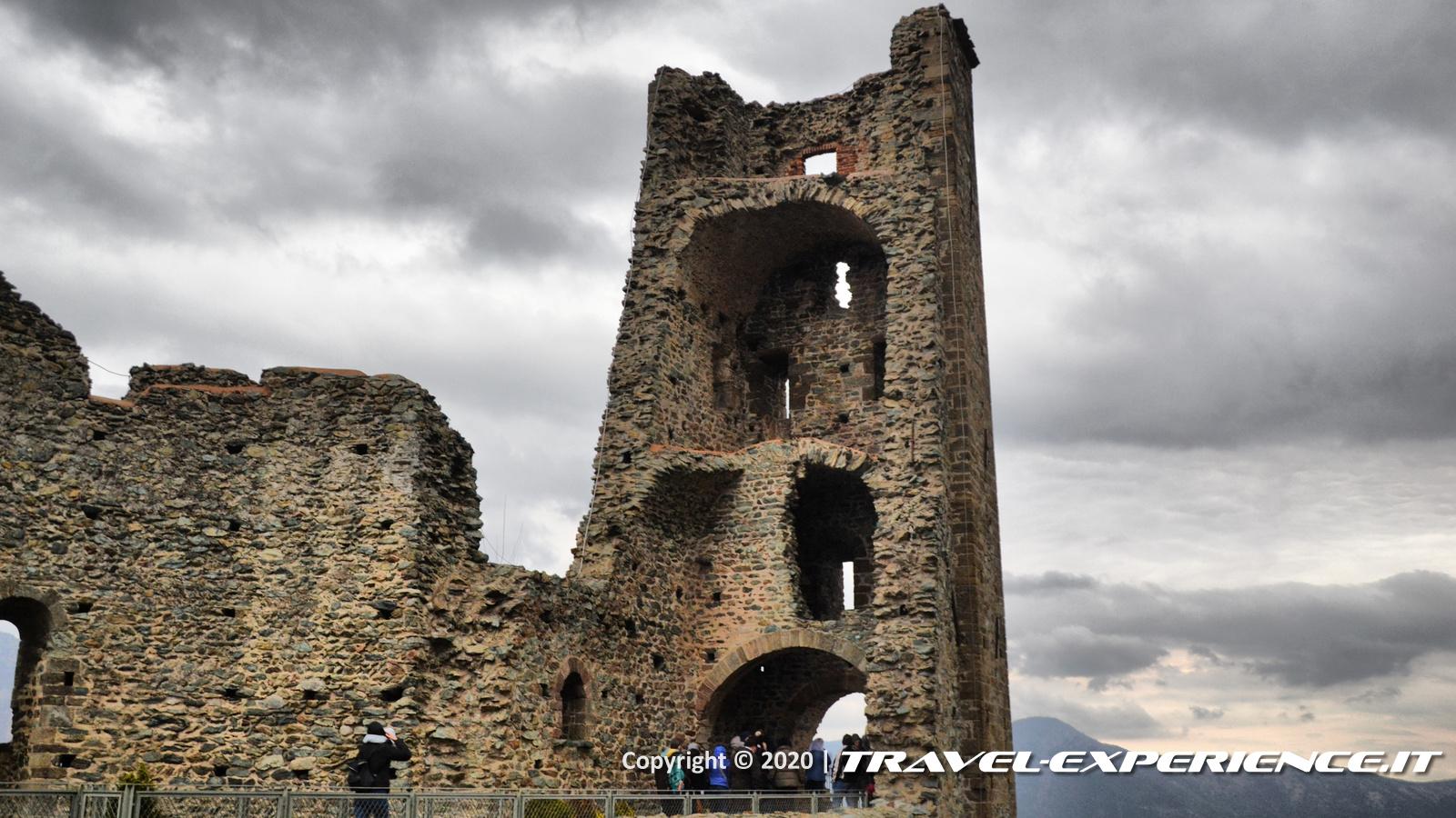 Torre della Bell'Alda della Sacra di San Michele