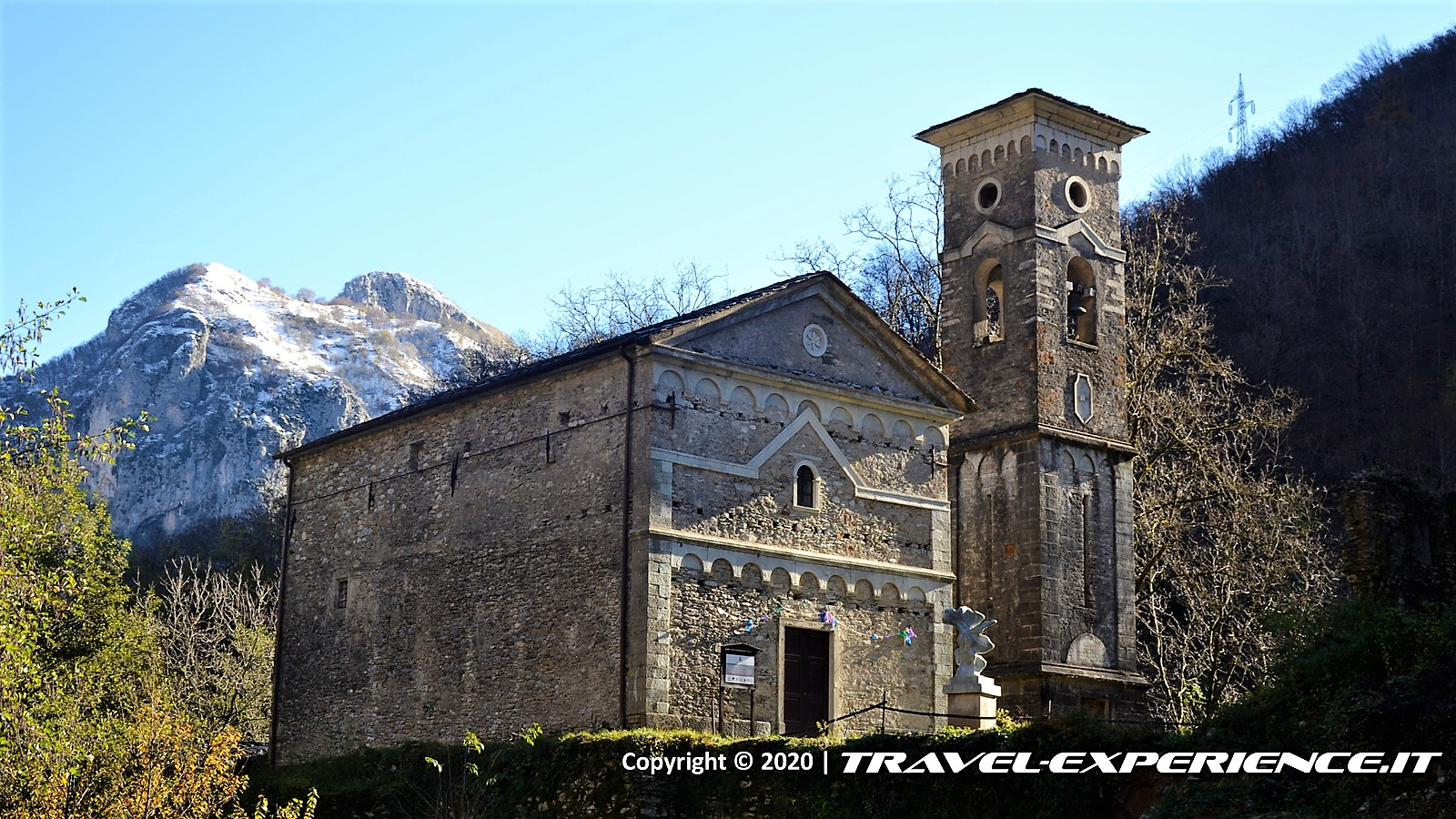 San Jacopo a Isola Santa