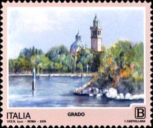 francobollo Grado