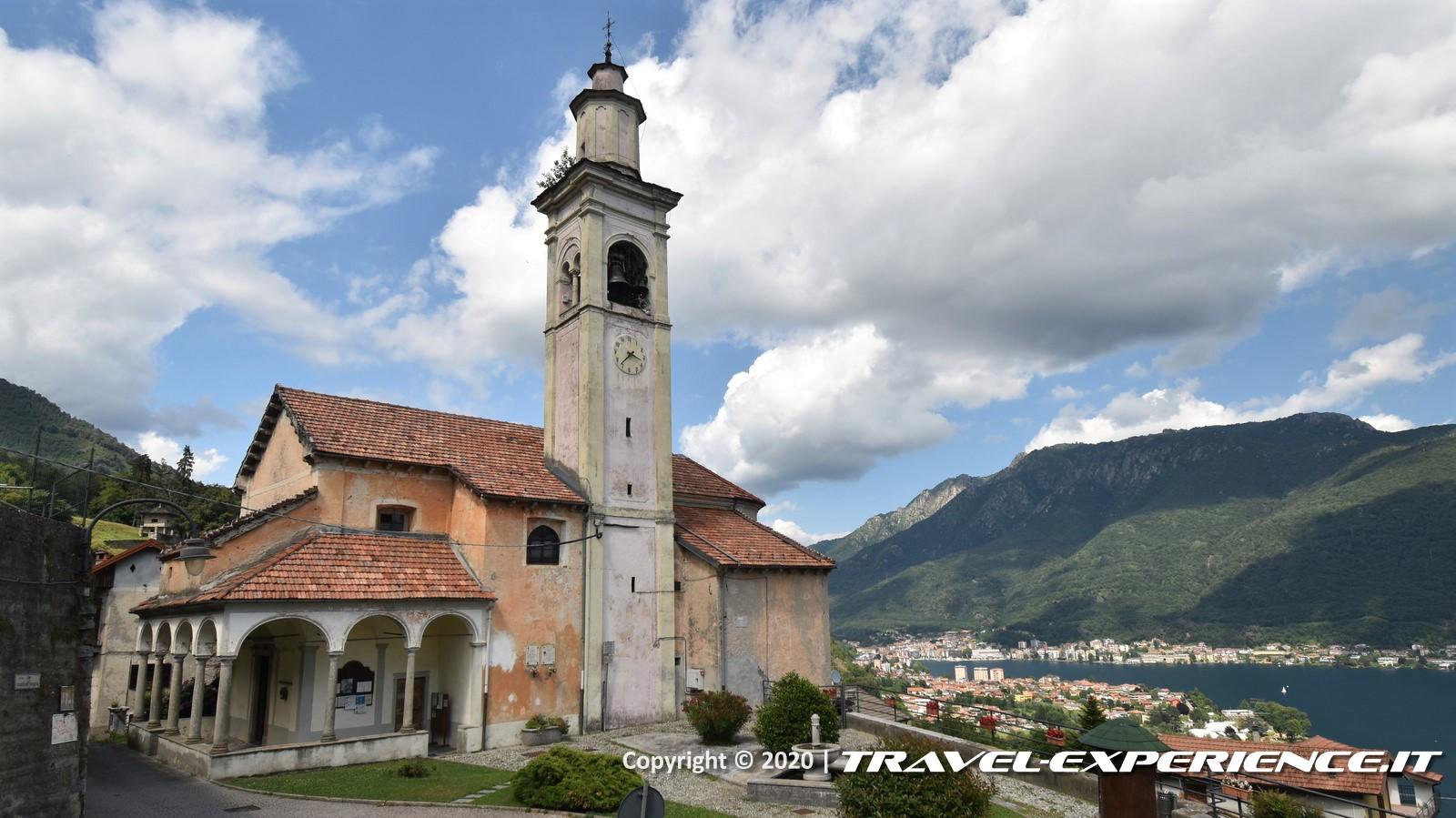 Brolo di Nonio, parrocchia di Sant'Antonio Abate