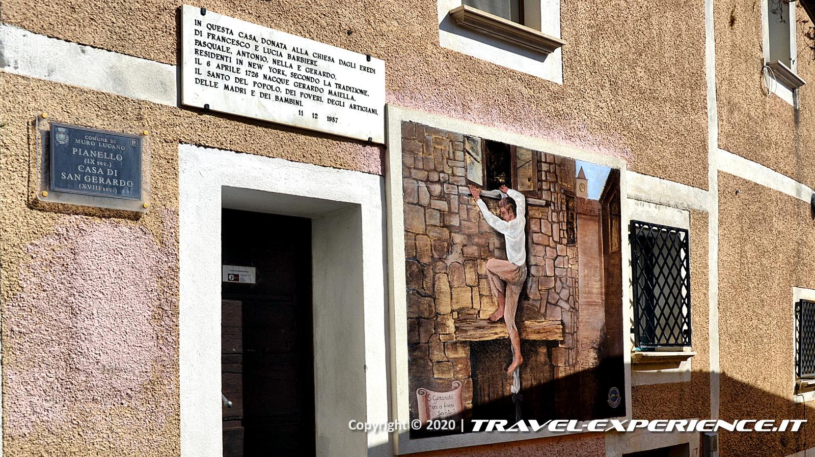 Muro Lucano, borgo Pianello