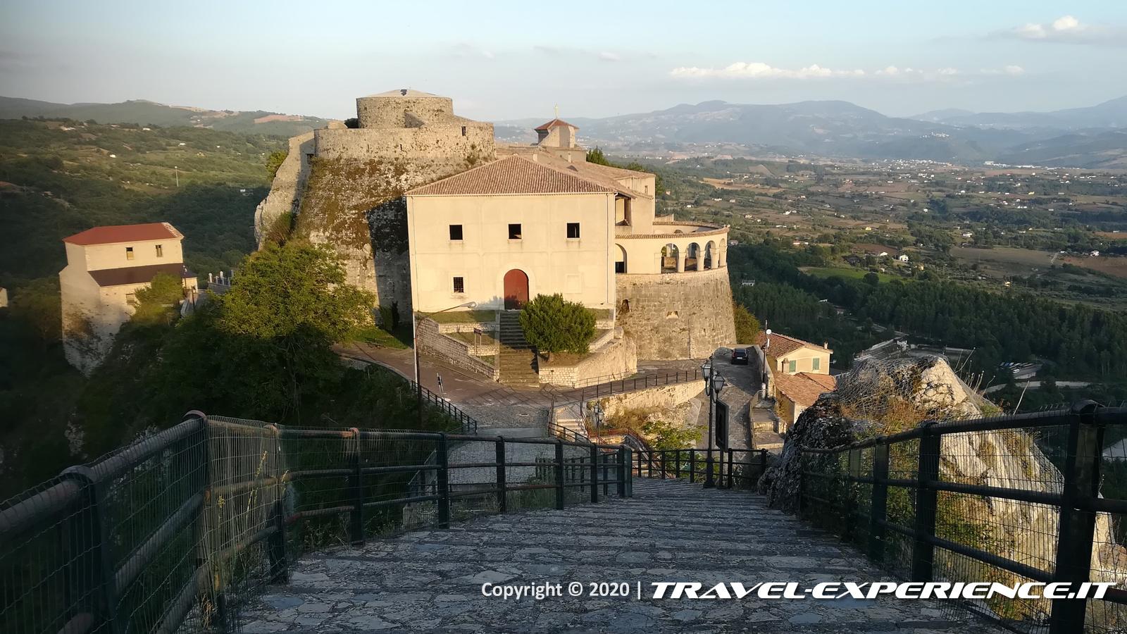 Muro Lucano, castello