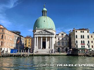 Chiesa dei santi Simeone e Giuda, meglio nota come San Simeon Piccolo di Venezia