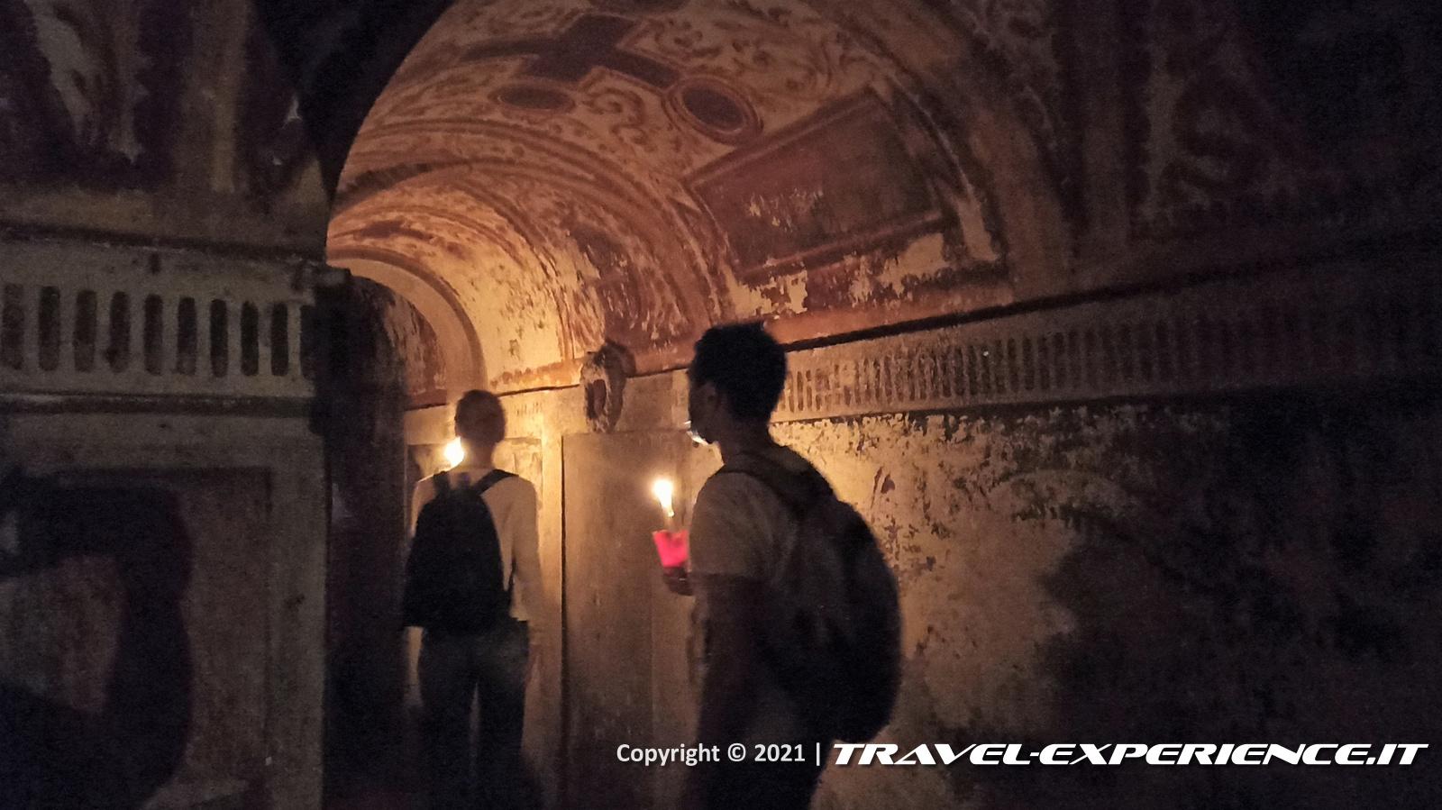 Cripta di San Simeon Piccolo di Venezia