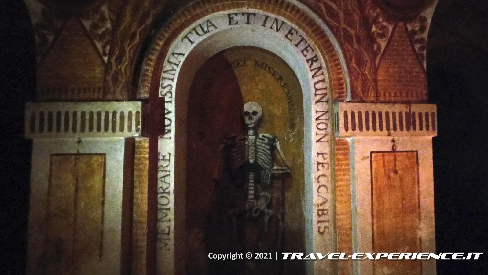 Cripta della chiesa di San Simeon Piccolo a Venezia