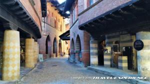 Borgo Valentino, Torino, D'Andrade, expo