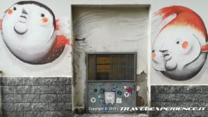 Zed1, Non si può andare contro natura, murales, strret art, Milano