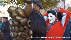 Mamuthones e Issohadores, Carnevale di Mamoiada