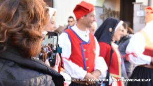 Costumi tradizionali sardi al Carnevale di Mamoiada